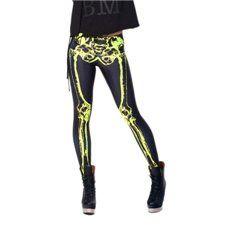 Legging Motif Squelette Skeletonne Waooh  35,00€