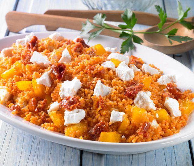 Mediterraner Couscous-Salat Rezept | Dr. Oetker