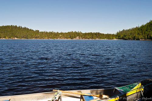 Paseo en canoa