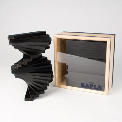 Produced in exactly the same shape and size, award winning KAPLA blocks are designed to provide limitless building possibilities.  The 1:3:5:15 ratio enables imaginative constructions that combine art, architecture and physics.    https://www.canoeonline.net/