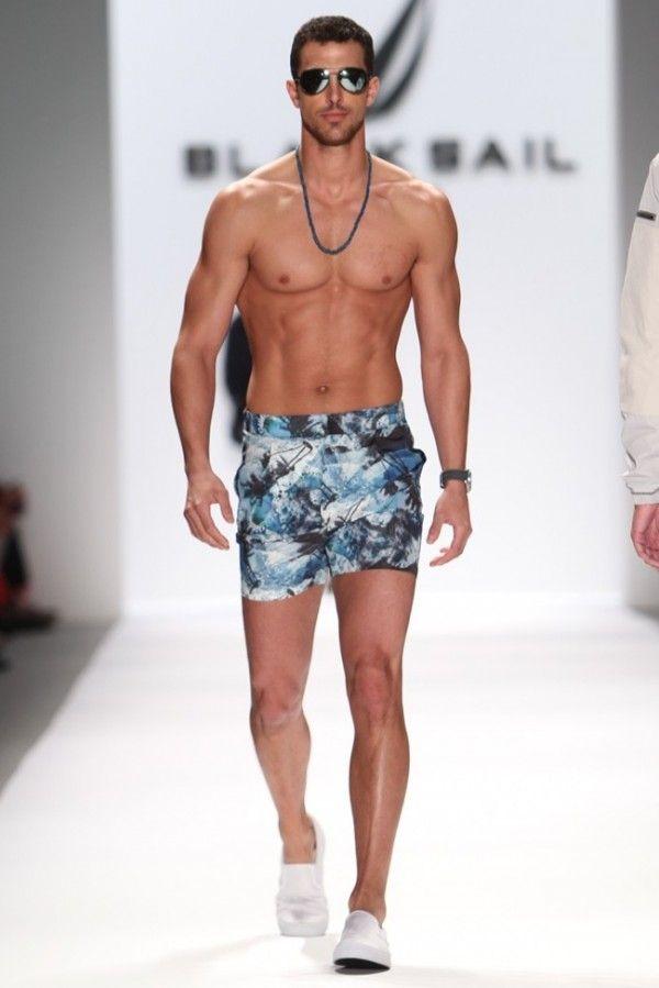 Nautica Men's Spring Summer Fashion 2014.