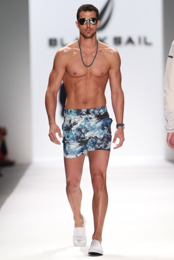 Nautica Men's Spring Summer Fashion 2014.