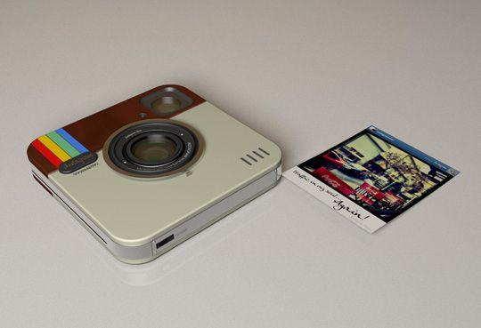I'd buy it. I want it.Instagram Cameras, Real Life, The Real, Polaroid, Instant Cameras, Digital Cameras, Instagram Socialmatic, Film Cameras, Socialmatic Cameras