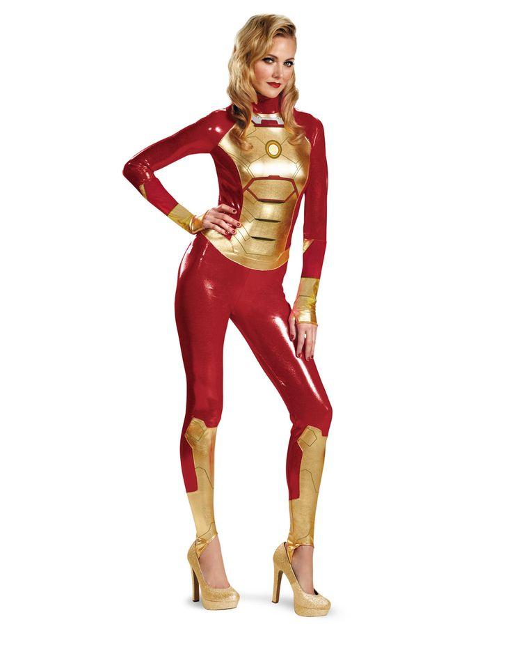 ironman costume adult