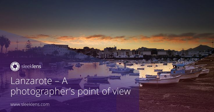 Discover what Lanzarote has to offer to you as a landscape photographer in this guide written from the perspective of someone behind the camera.