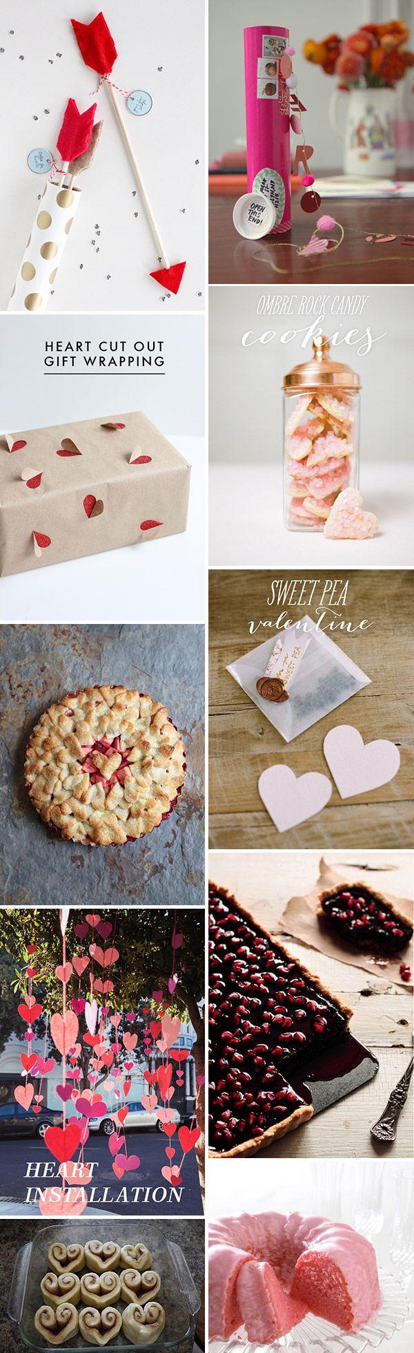 Valentines-DIY-roundup- each one so pretty! #valentinesday #heart #diyvalentine