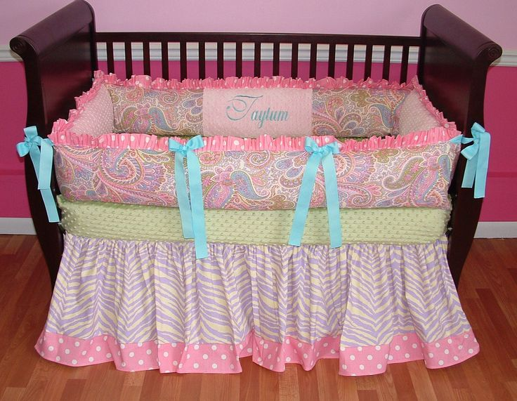 Juliet Baby Bedding Included In This Modern 3 Piece Bedding Set Is The  Bumper, Crib