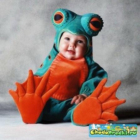 Детские новогодние костюмы приготовленные своими руками