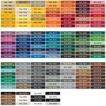 nuancier de couleur ral - Coloris Ral