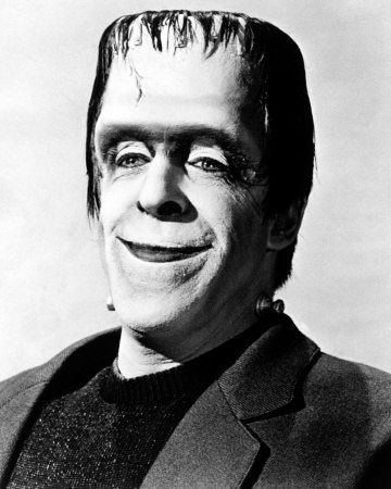 Fred Gwynne - Loved the Munsters