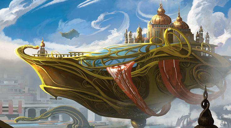 Resultado de imagen de skysovereign consul flagship art