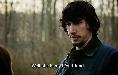 Oh god...I cld literally hear my Wolf's voice as Adam said this...yeah fucking love this show!!