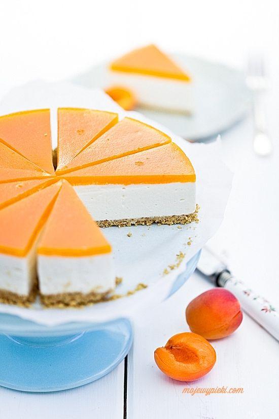 Yogurt & Apricot Cheesecake Recipe