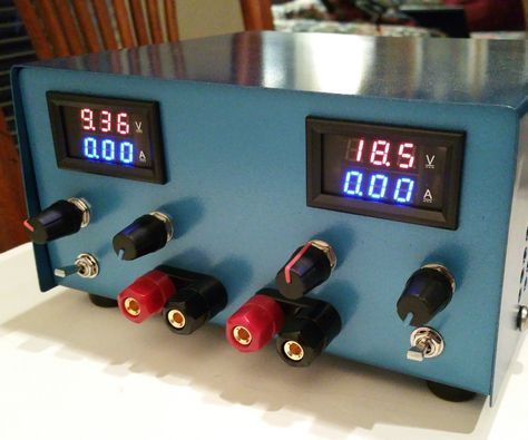 A variable power supply is one of the most important pieces of equipment to have on the electronics workbench.  It's only a matter of time before the ...