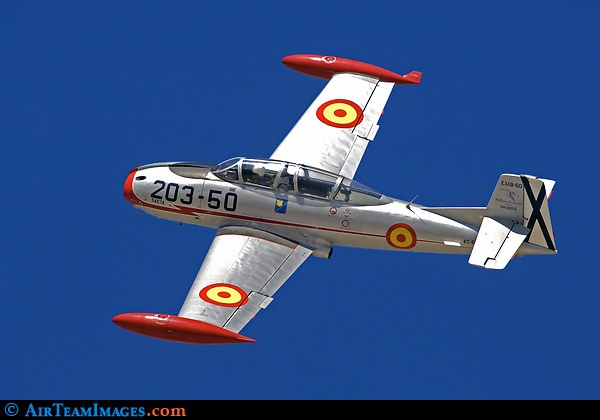Hispano - HA-200 Saeta