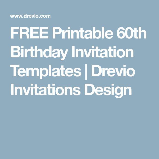 Best 25+ Birthday invitation templates ideas on Pinterest Free - invitation birthday template