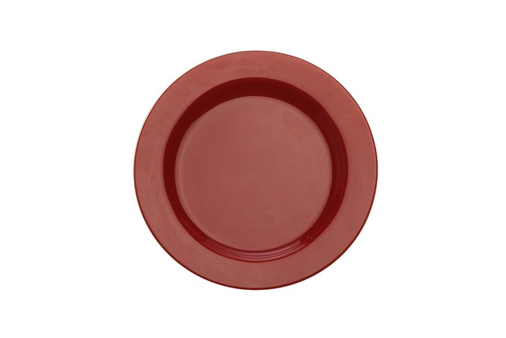 Maxwell & Williams, Paint - Red plate, GS70623. SRP $8.00 ea.