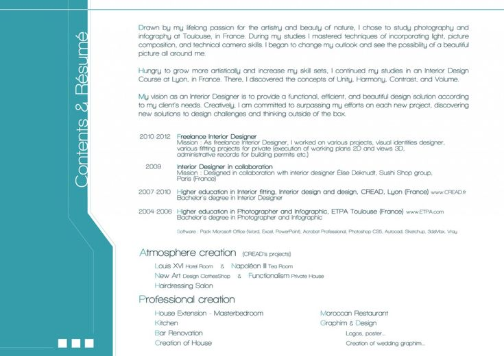 interior design resume 8 best agreement letters images on sample 22558 | 0e5b15f06826e672160f742c7ada0172 interior design resume resume skills
