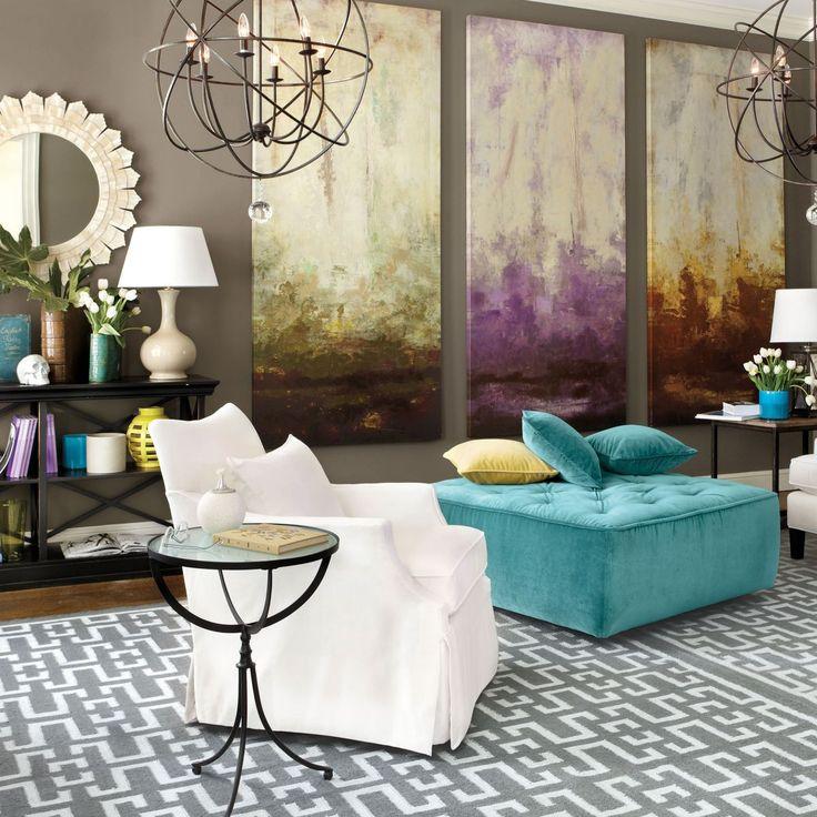 Living Room Furniture 2014 72 best living room decor (brown, blue and white palette) images