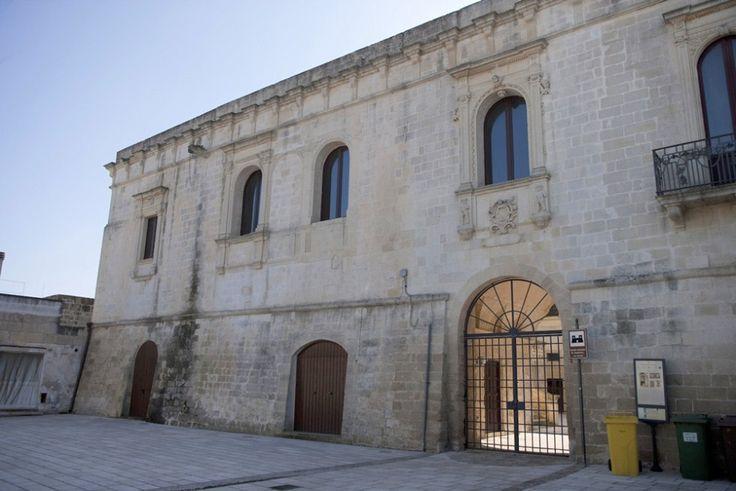 Castello Gualtieri di Castrignano de' Greci - Castrignano de' Greci - Lecce - 365giorninelsalento.it