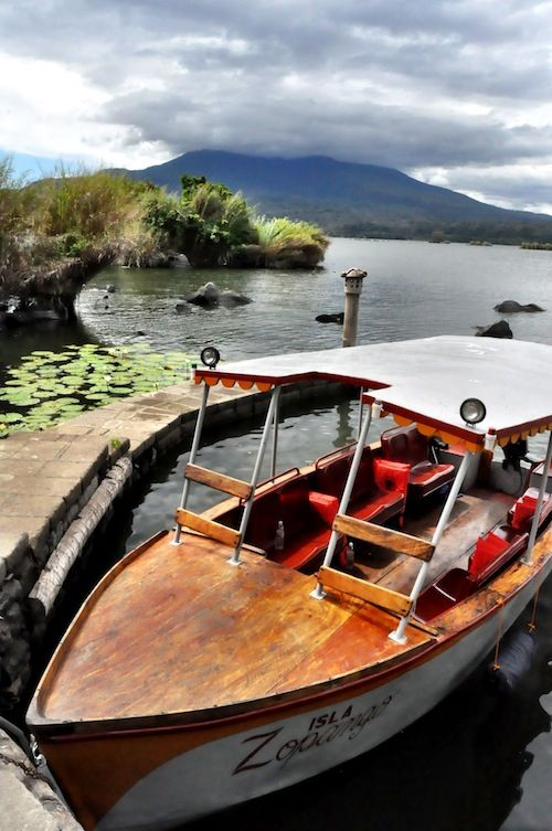 Lake Nicaragua Sailing Tour @ http://carlosmeliablog.com/lake-nicaragua-sailing-tour/