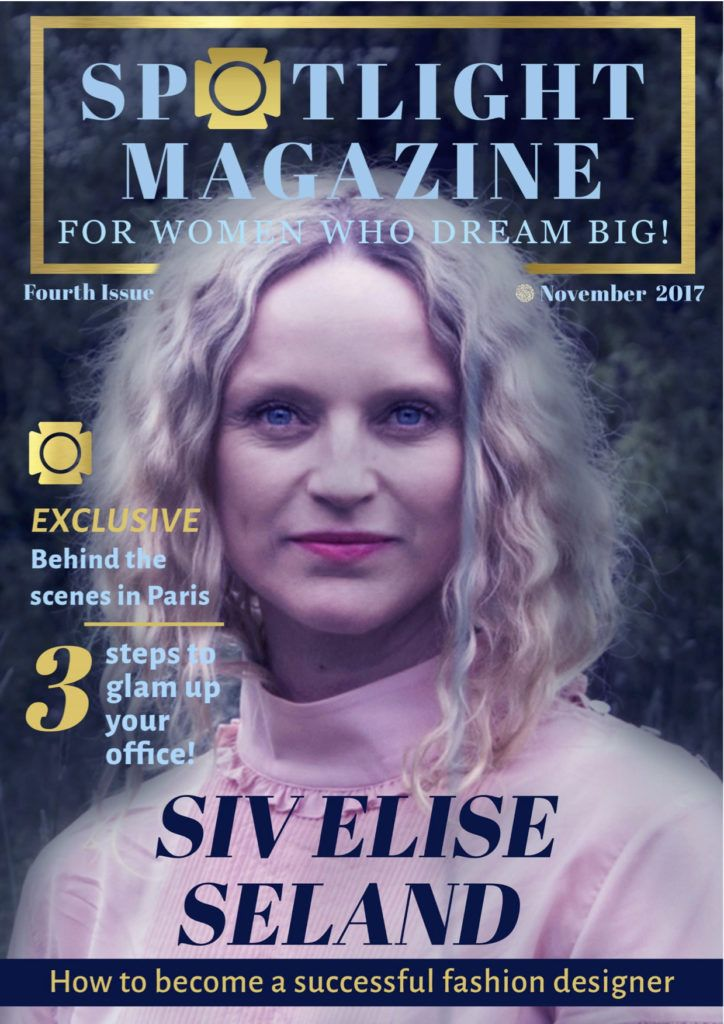 New issue of Spotlight Magazine is out! FREE magazine for women who dream big!
