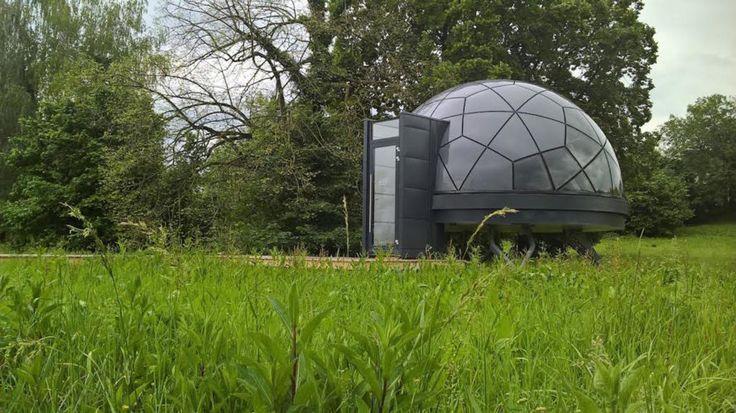 Smartdome homes, Smartdome construction, dome homes Slovenia, affordable dome homes, prefabricated dome homes, prefabricated housing Slovenia,