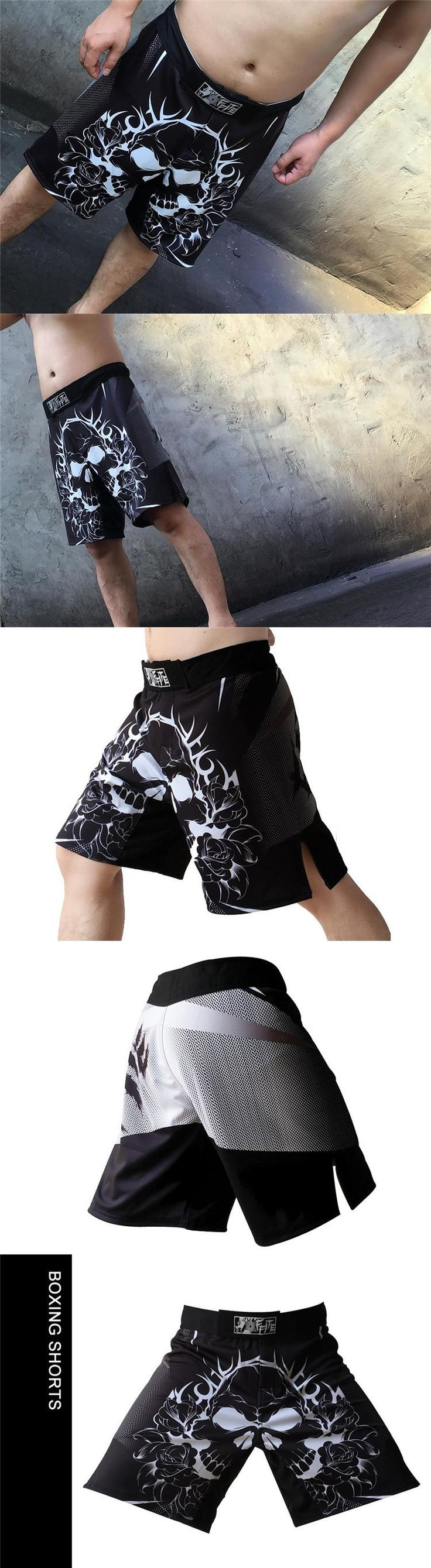 cash commodity MMA  Fitness Sanda fighting TIGER  Muay Thai shorts boxer shorts Size