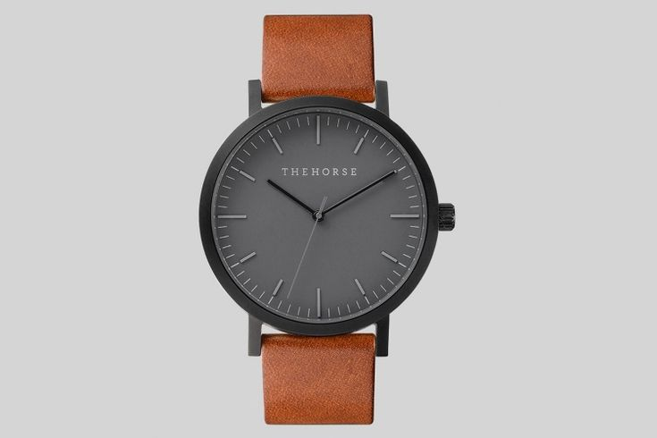 Clean & Minimal - The Horse Watch