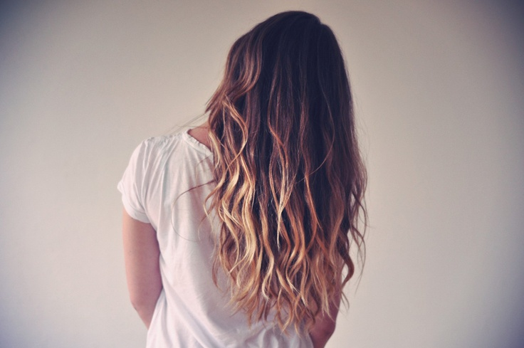 Beach hair | Emily Salomon