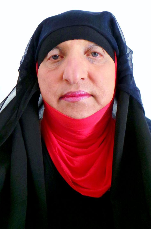Veiled Woman
