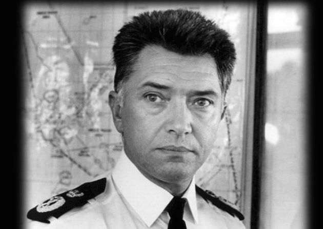 Martin Shaw as the Chief