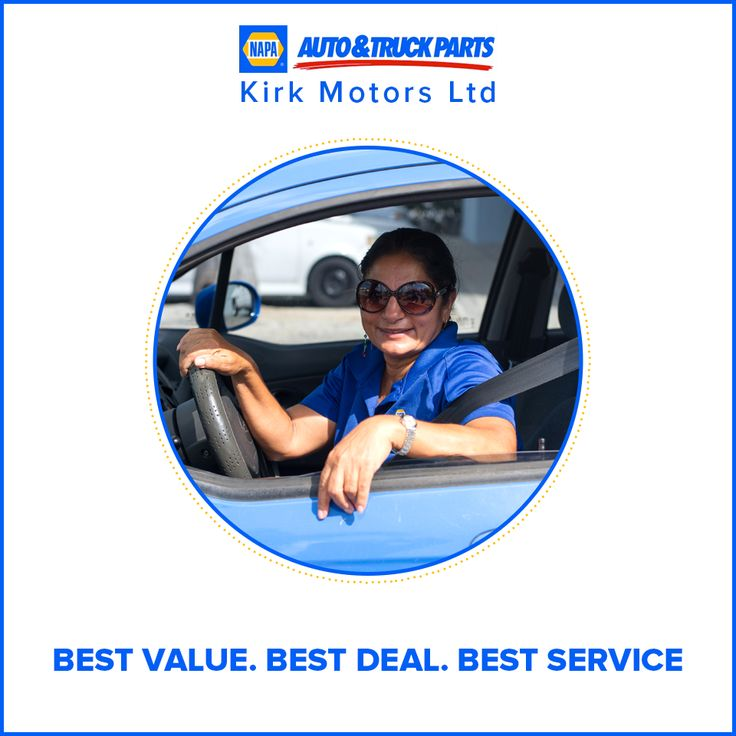 Best value, best service, best deals! NAPA we are the best