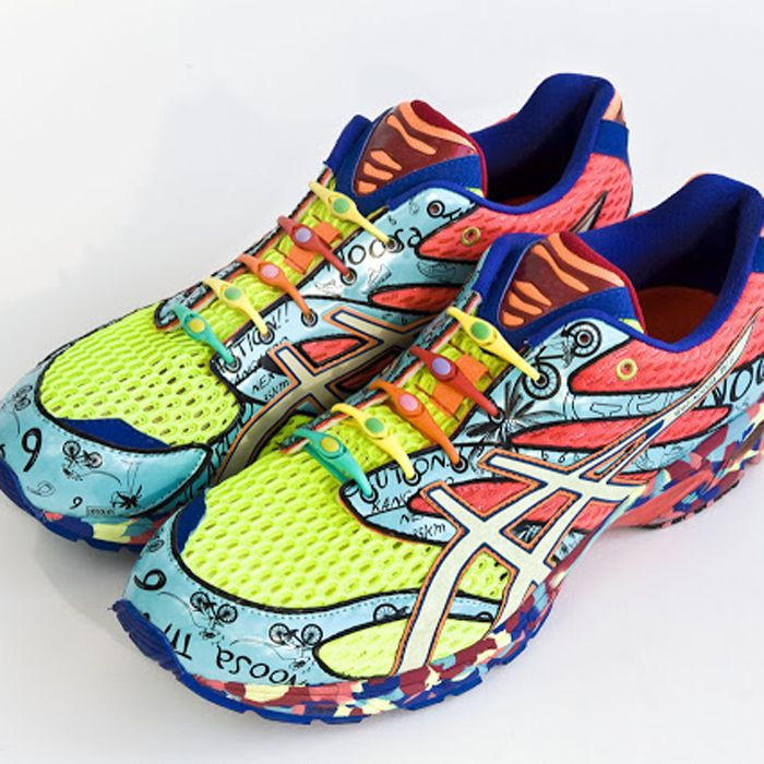 You'll never need tie your sneaks again! #running #sneakers #gear