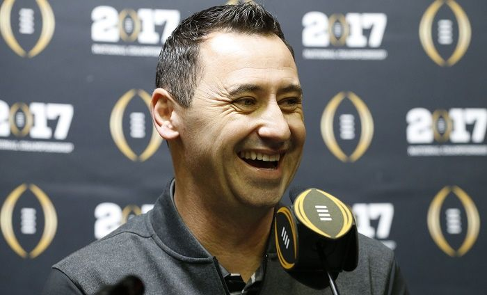 Last summer, all Steve Sarkisian wanted was a way – any way – to resurrect his career and put his life back together. It has happened.
