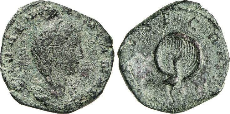 NumisBids: Numismatica Varesi s.a.s. Auction 65, Lot 250 : MARINIANA (moglie di Valeriano) Sesterzio. D/ Busto velato R/...