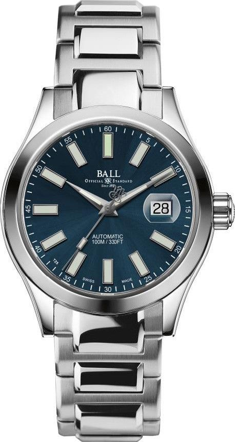 @ballwatchco  Engineer II Marvelight Blue #bezel-fixed #bracelet-strap-steel #brand-ball-watch-company #case-depth-13-15mm #case-material-steel #case-width-40mm #date-yes #delivery-timescale-1-2-weeks #dial-colour-blue #gender-mens #luxury #movement-automatic #official-stockist-for-ball-watch-company-watches #packaging-ball-watch-company-watch-packaging #style-dress #subcat-engineer-ii #supplier-model-no-nm2026c-s6j-be #warranty-ball-watch-company-official-2-year-guarantee…