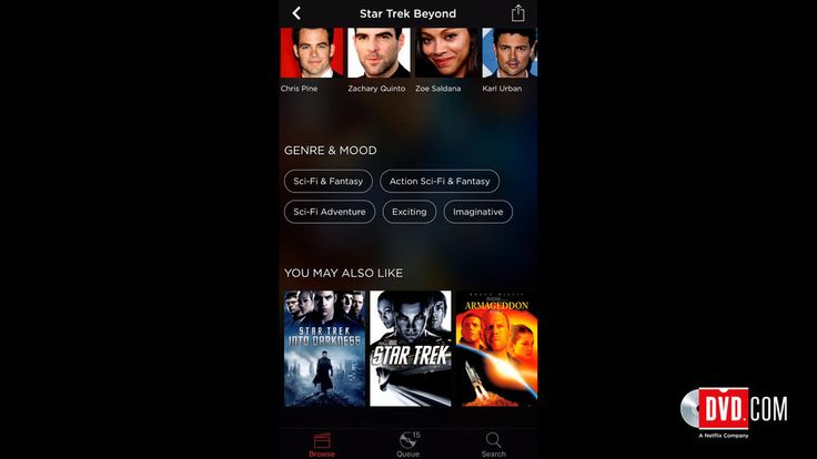 Netflix DVD now has a new app to help with your weekly binge session