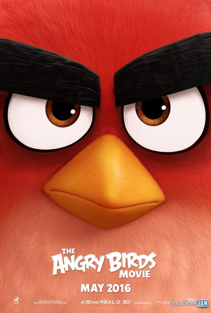 Angry Birds - Il film Streaming: http://www.guardarefilm.tv/streaming-film/5805-angry-birds-il-film-2016.html