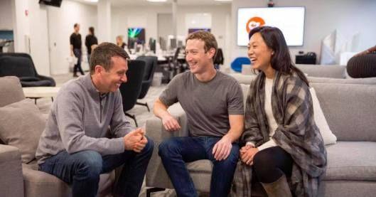 Ubers David Plouffe will run politics for the Chan Zuckerberg Initiative