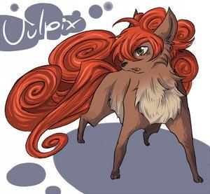 Vulpix Wolf    Pokemon