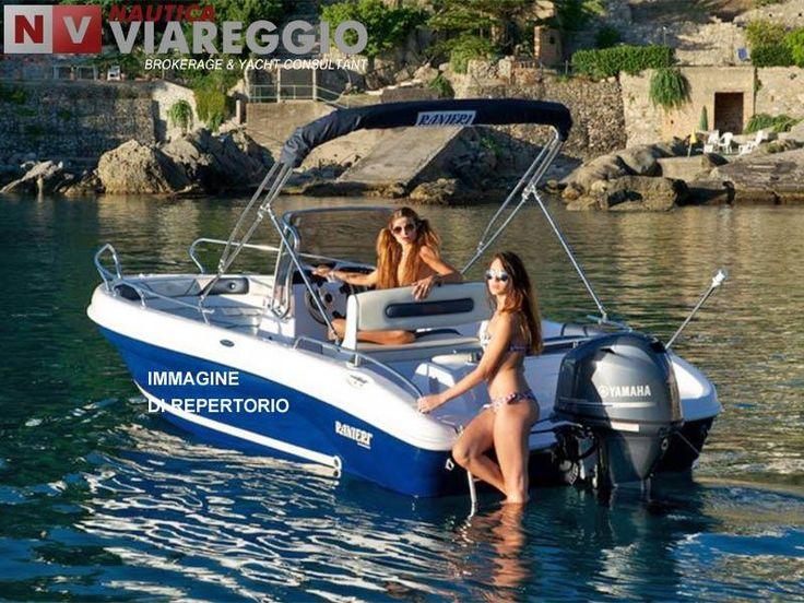 #RANIERIINTERNATIONAL 545 - #NAUTICAVIAREGGIO -  http://www.nauticaviareggio.com/barcheusate/ranieri-international/545-504.htm
