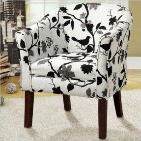 bird print upholstery fabric - Google Search