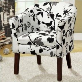 bird print upholstery fabric - Google Search