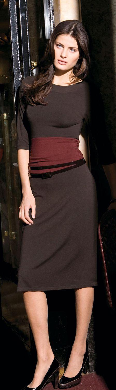 Вопрос 17+18 Насыщенный цвет волос и естественный макияж,что может бы красивее-:) Isabeli Fontana.