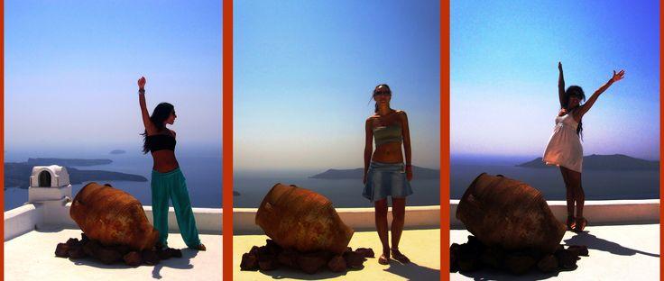 Santorini Island, Cyclades #Hellas #Greece 8.2013