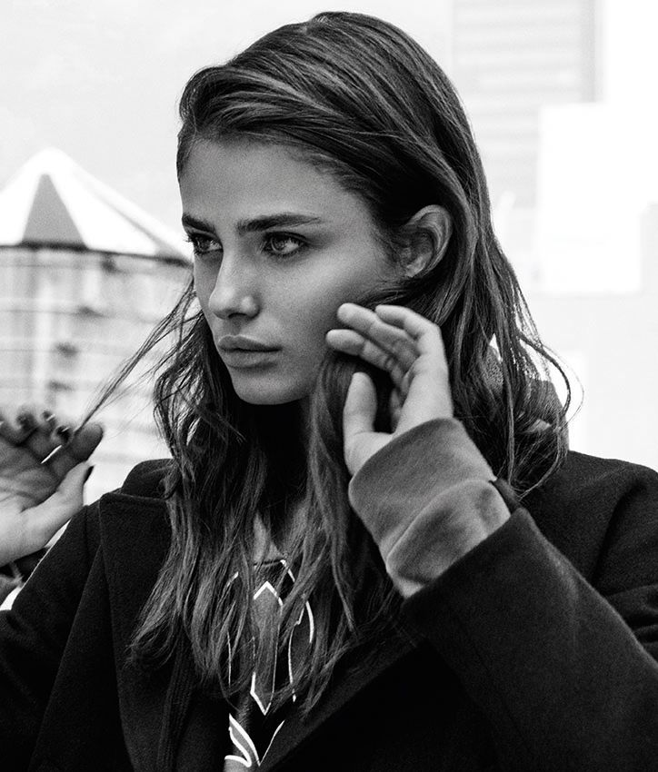 Want to get to know the model behind our AW16 campaign? We get chatting to our fresh new face Taylor Hill over on the blog.