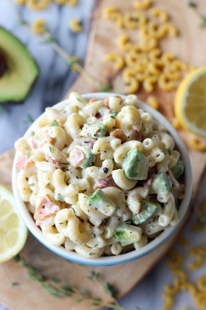 Avocado Macaroni, Recipe, Pasta Salad, Olive Oils, Country Cookin ...