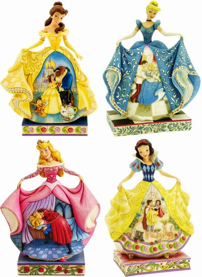 I want one! I saw the Cinderella one a while ago but not Belle..