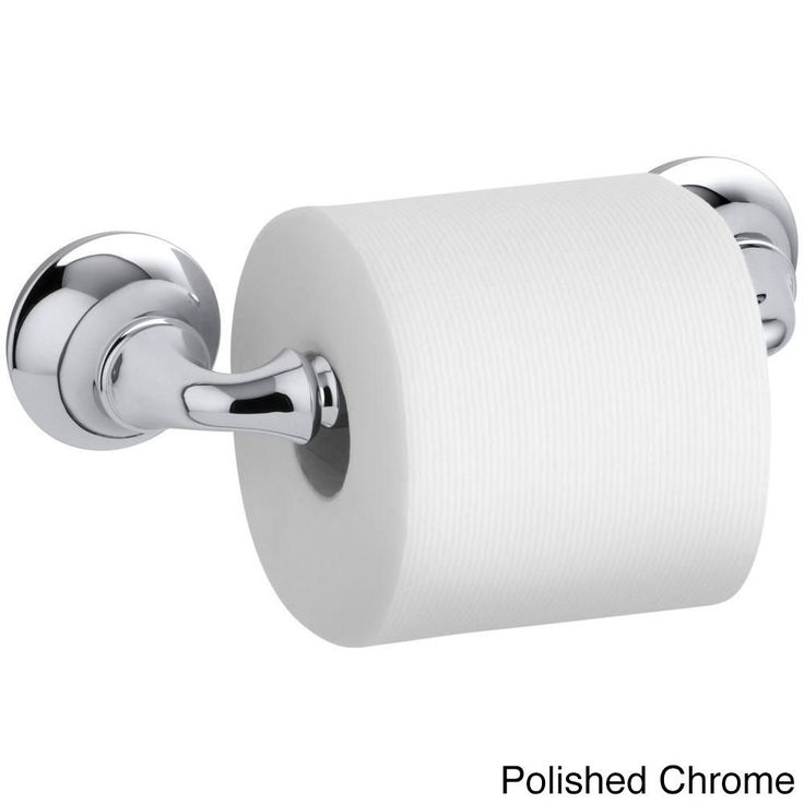 lovely idea single post toilet paper holder. Kohler Forte Sculpted Wall mount Toilet Paper Holder  Polished chrome Grey 74 best Main Bathroom Ideas images on Pinterest ideas
